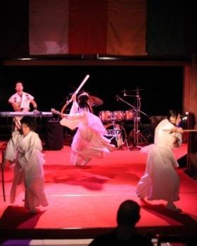 鎌倉大仏・奥山 方広寺など <br>奉納の宴 - O-Getsu Ryu | 桜月流美劔道