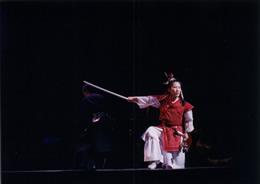 パナソニック<br>東京グローブ座 後援舞台<br>源氏物語<br>HIMIKO〜卑弥呼〜 - O-Getsu Ryu | 桜月流美劔道