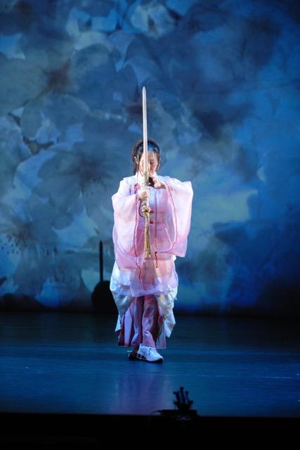 『今事記』<br>第二章~音~<br>シアターV赤坂 - O-Getsu Ryu | 桜月流美劔道