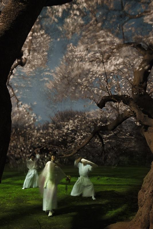 時分の技を天に捧ぐ<br>美剱奉納 - O-Getsu Ryu | 桜月流美劔道