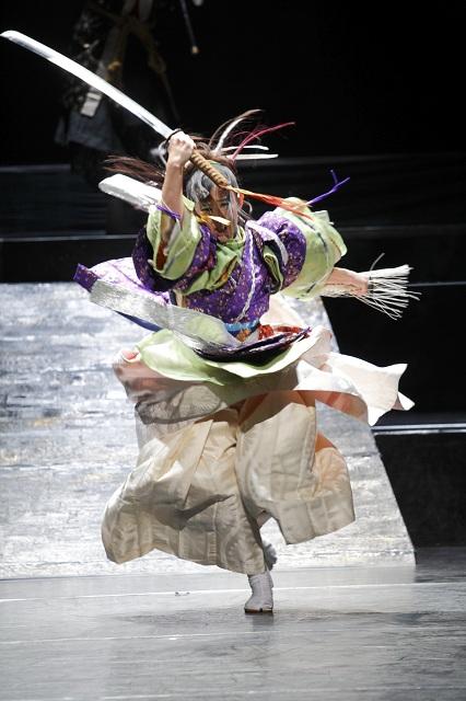 衣川幻想[完全版]<br>東京グローブ座 - O-Getsu Ryu | 桜月流美劔道