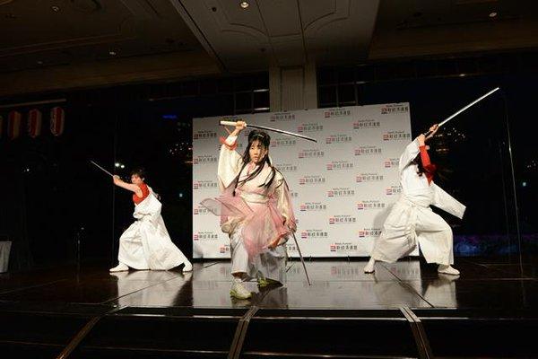 イベント・ステージ<br>出演依頼について - O-Getsu Ryu | 桜月流美劔道