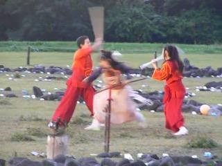 縄文ツルギサイ<br>大湯環状列石 - O-Getsu Ryu | 桜月流美劔道