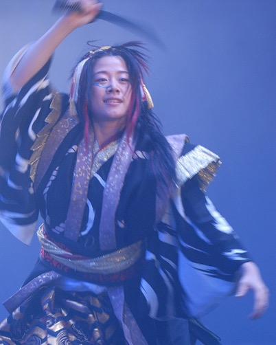 戸田朱美 - O-Getsu Ryu | 桜月流美劔道