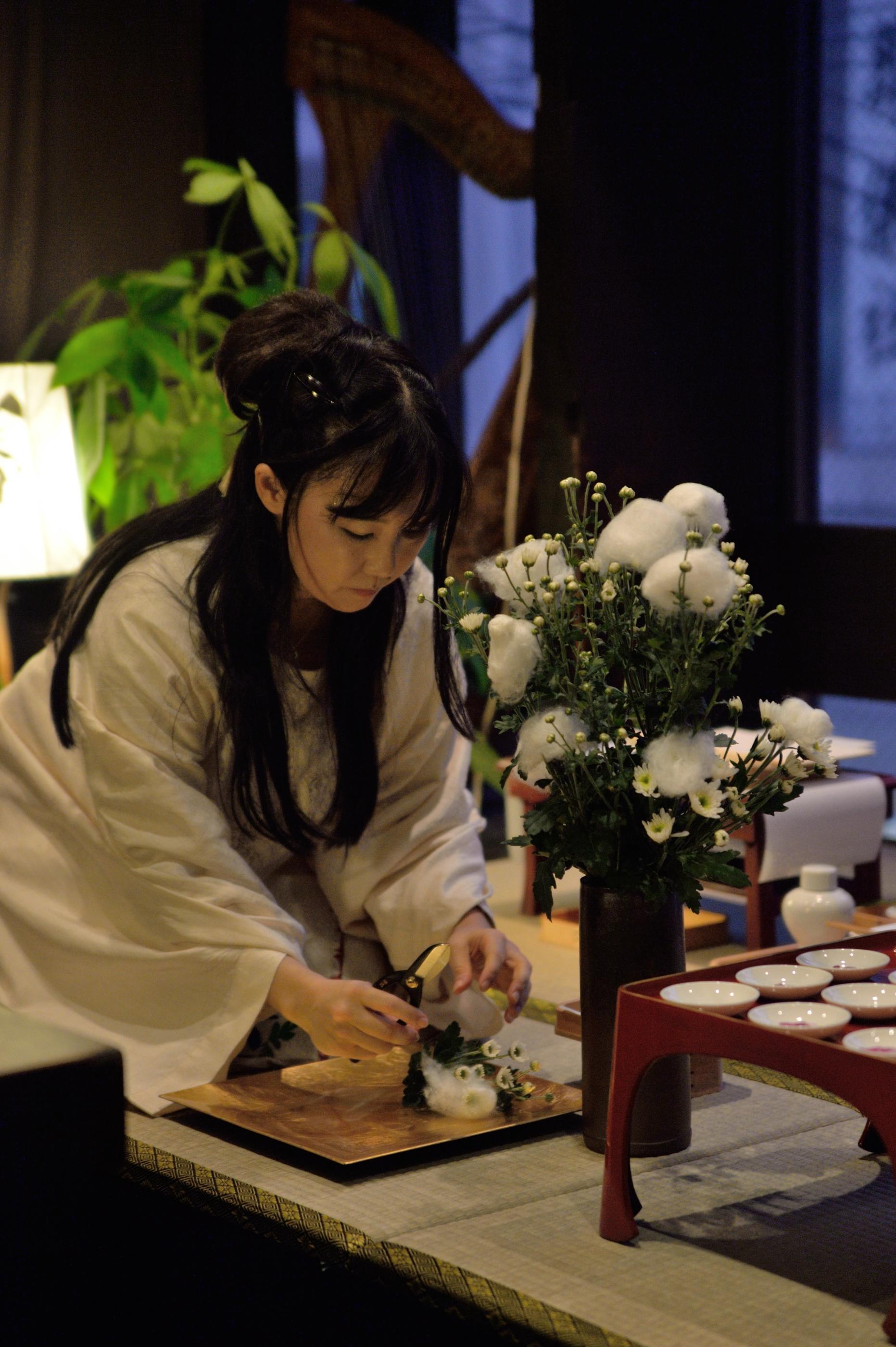 旧暦で祝う<br>「みつるぎ節会」 - O-Getsu Ryu | 桜月流美劔道