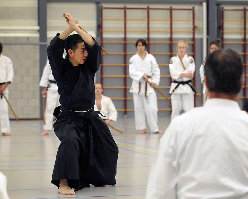 桜月流<br>インターナショナル - O-Getsu Ryu | 桜月流美劔道