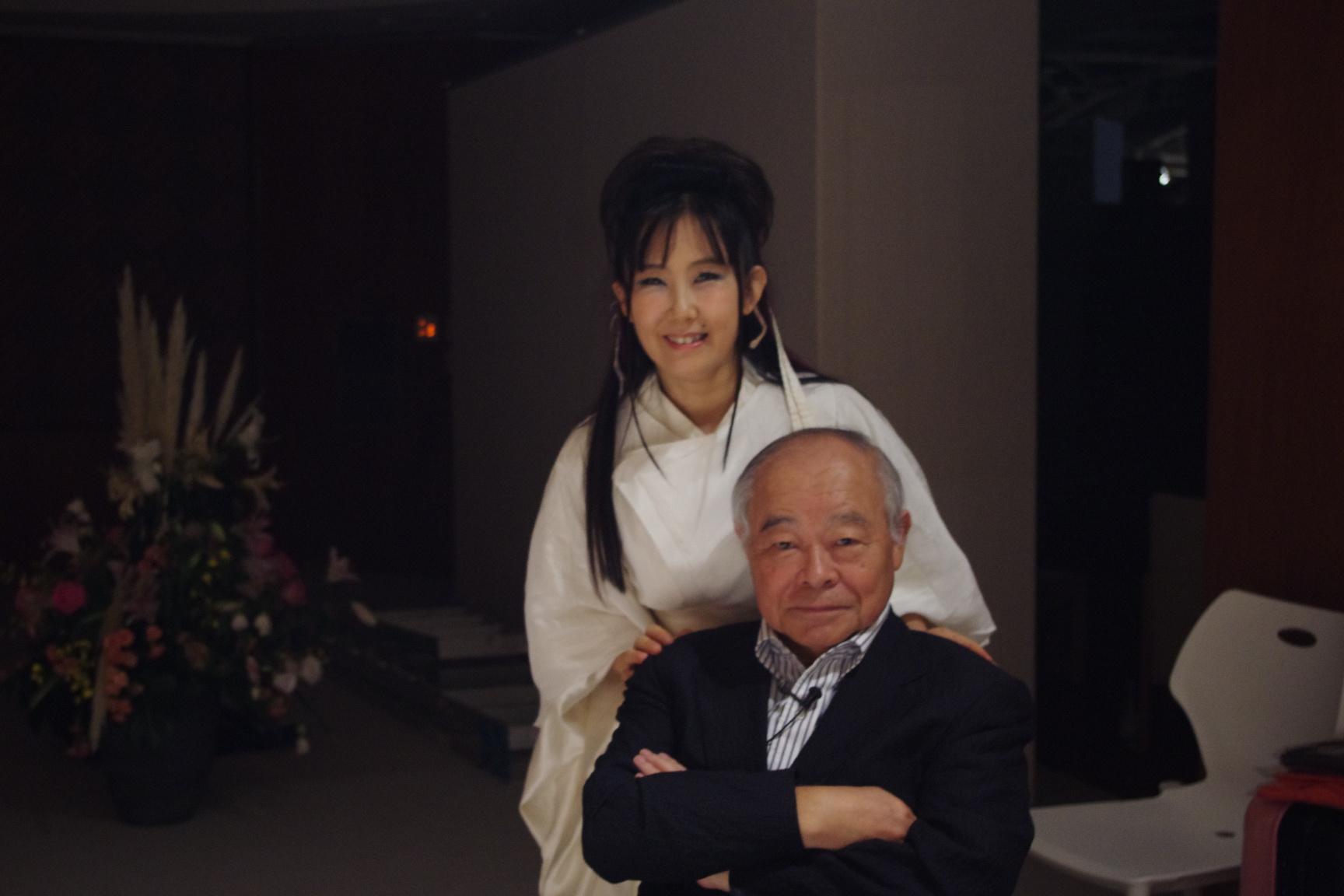 月のけはひ<br>賢人たちとの出逢い<br>天王洲テラトリア - O-Getsu Ryu | 桜月流美劔道