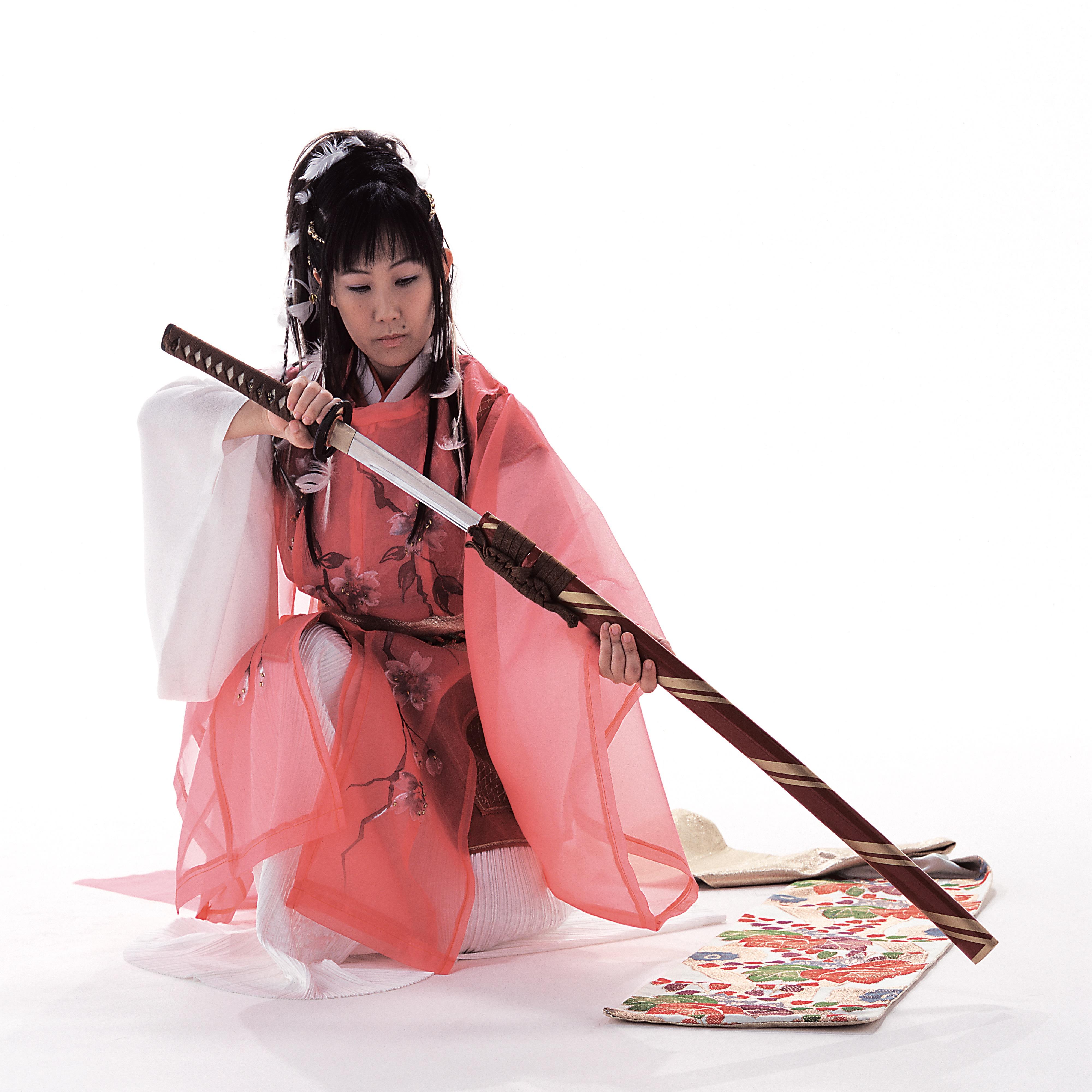 剱について - O-Getsu Ryu | 桜月流美劔道