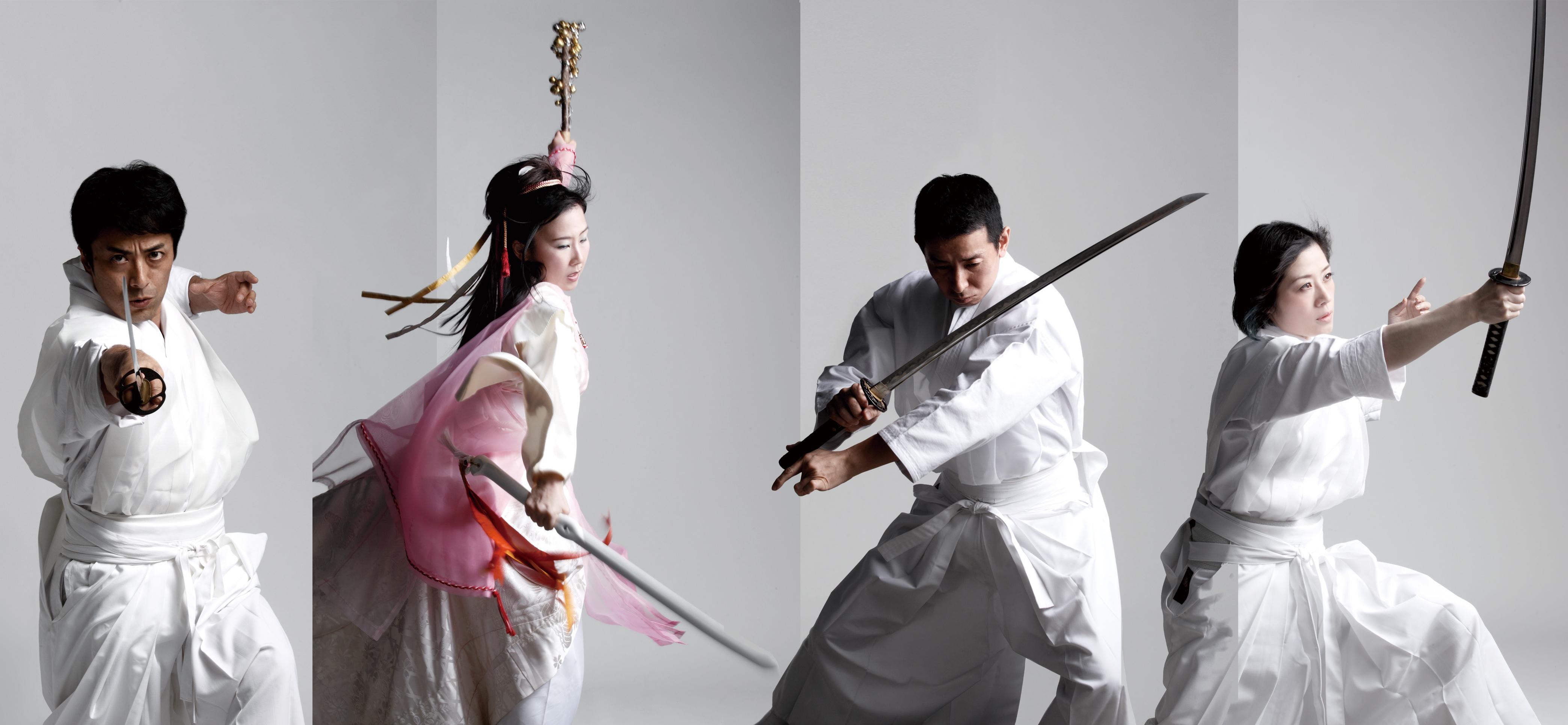 桜月流美剱道 - O-Getsu Ryu | 桜月流美劔道