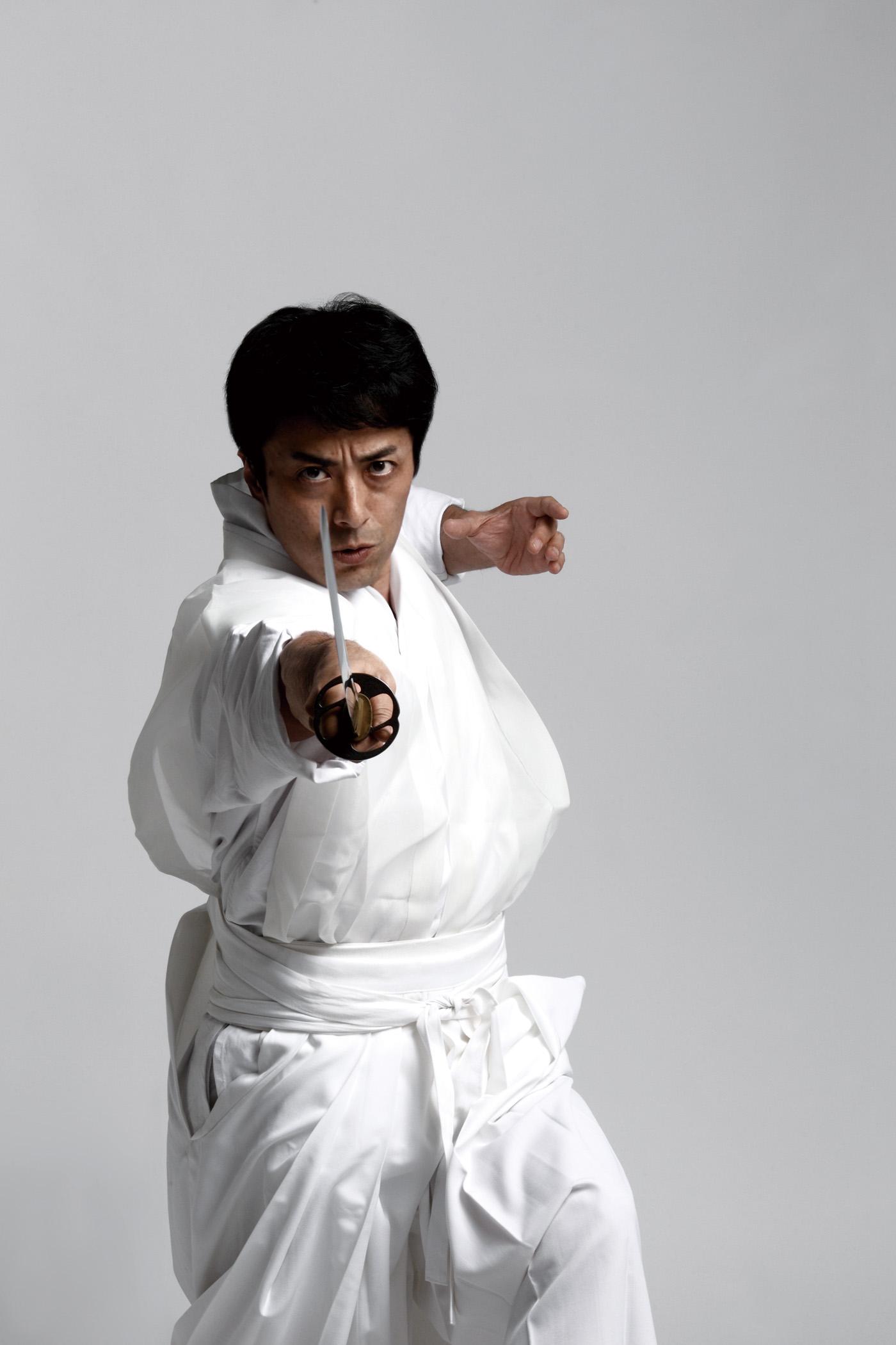 師範/石綱寛 - O-Getsu Ryu | 桜月流美劔道