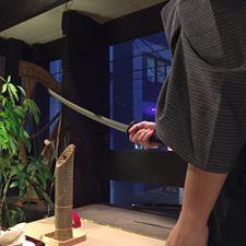 師範・松木史雄<br>「武士の作法講座」 - O-Getsu Ryu | 桜月流美劔道